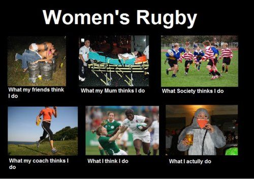 Pin By Emily Molloy On Things I Want Misc Womens Rugby Rugby Quotes Rugby Memes