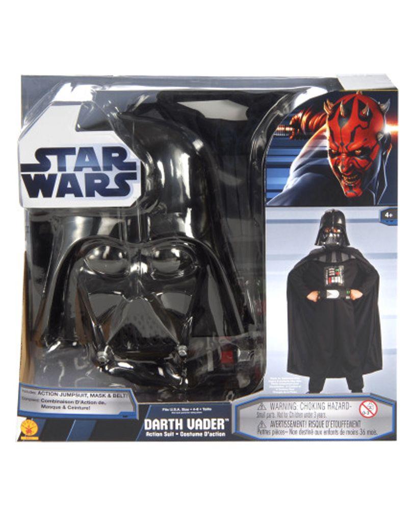 Darth Vader Kinderkostüm Set #StarWars #StarWarsCostumes #DarthVader #DarthVaderCostumeSet