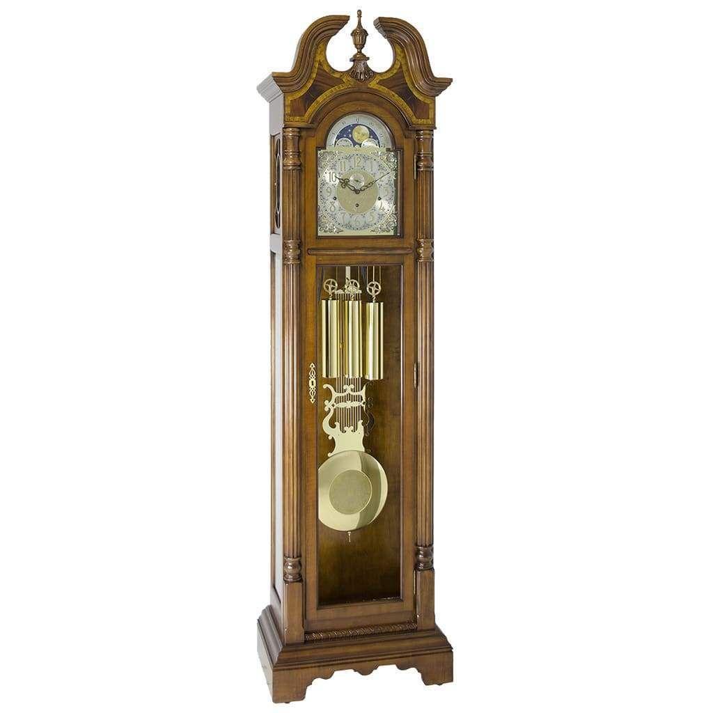 Hermle Hallmark Grandfather Clock 010976n91161 Grandfather Clock Clock Antique Wall Clock