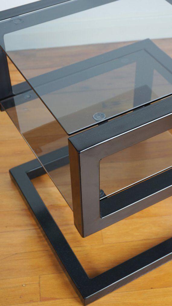 Mobilier De Salon, Pied Table Acier