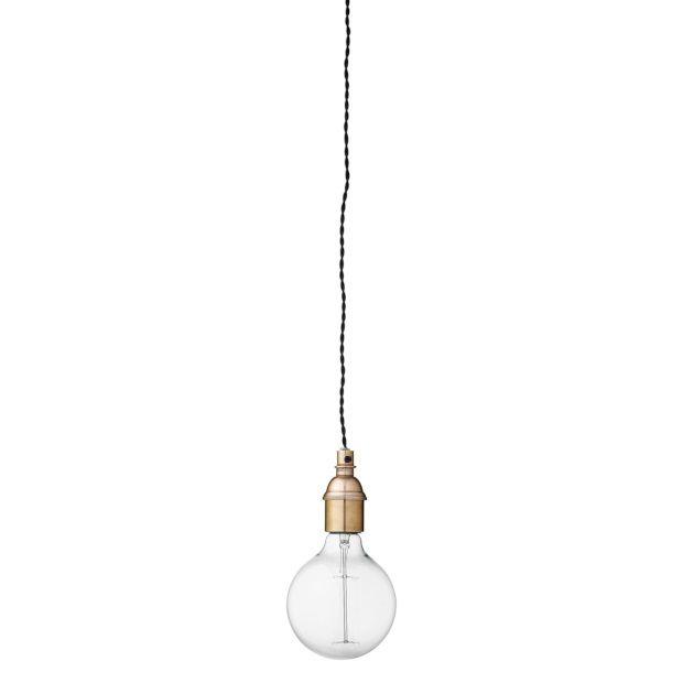 Lene Bjerre Vivia Hanglamp O10 Cm Goud Afbeelding 1 Hanglamp Goud Verlichting