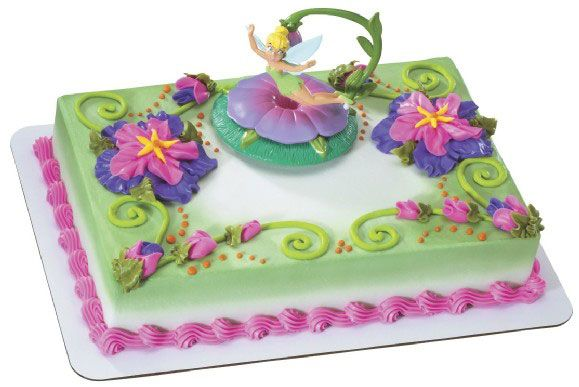 Groovy Tinker Bell Cake From Food City With Images Tinkerbell Funny Birthday Cards Online Drosicarndamsfinfo