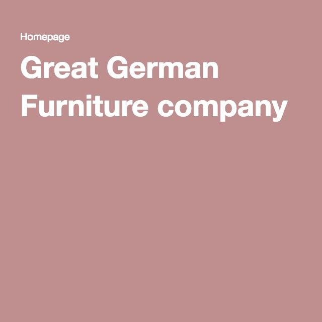 Explore Furniture Companies And More!
