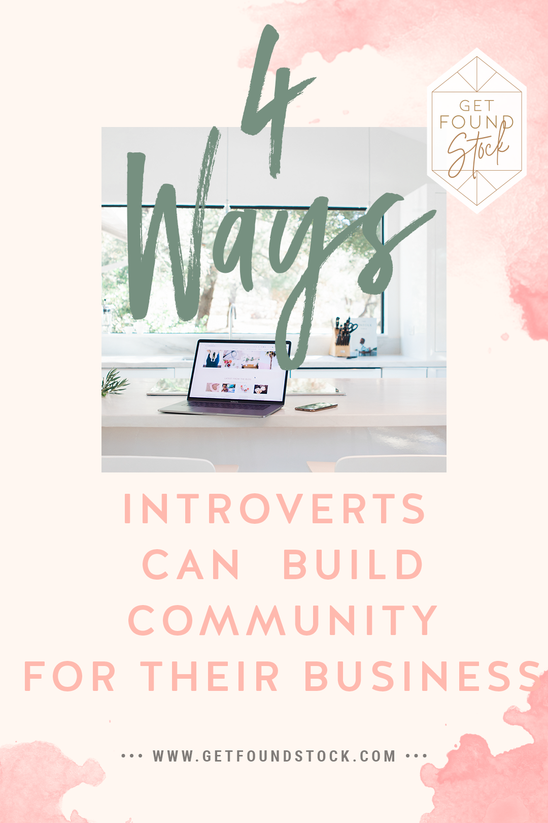 Let's cut the small talk and get to the best part: making long-lasting connections with creative entrepreneurs! Check out our introvert entrepreneur-friendly guide on building an offline and online community. #introverts #girlboss #communityovercompetition