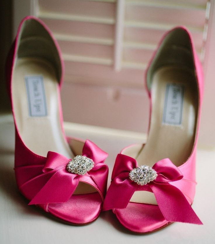 18++ Pink wedding shoes for bride ideas in 2021