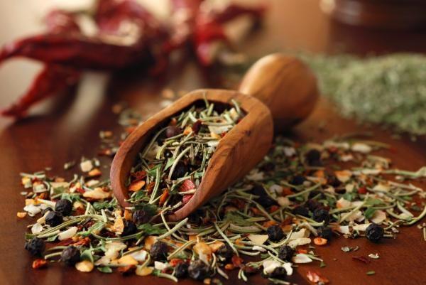وصفة البهارات الإيطالية Italian Spices Italian Herb Stuffed Peppers