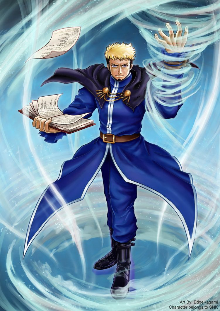 Goenitz Anime Art of Fighting Birthday 20 July
