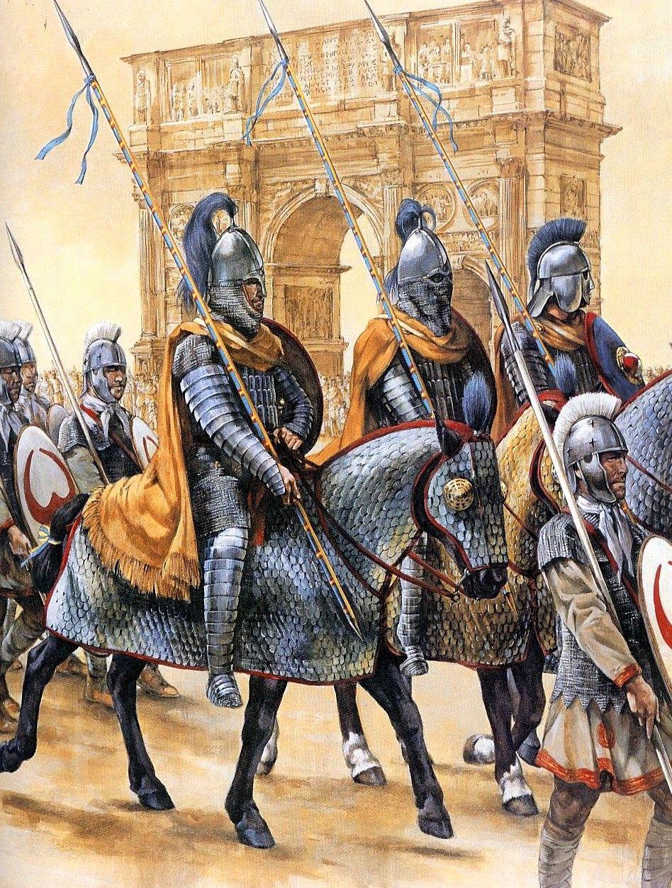 [Fiche] Basileía Rhômaíôn / Empire Romain 71ab5a65d657e6a311a21af9d3185058