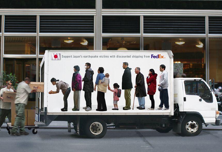 FedEx Truck - minyeongpark FedexTheWorldOnTimeu003e Pinterest - fedex jobs