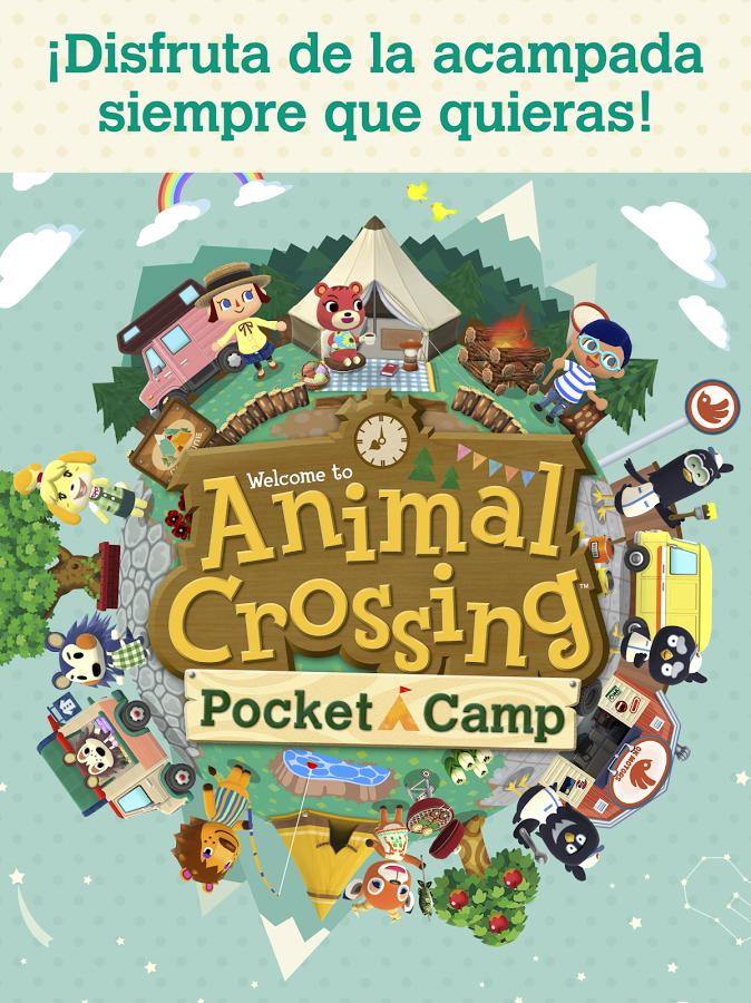 Animal Crossing Pocket Camp gratis para Android e iOS