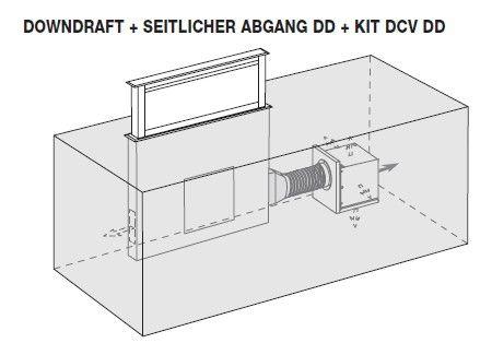 BEST Kit seitlicher Abgang DD (08999158) Zubehör | Zubehör | Elektrogeräte | ProKIRA - Küche, Bad und mehr ...