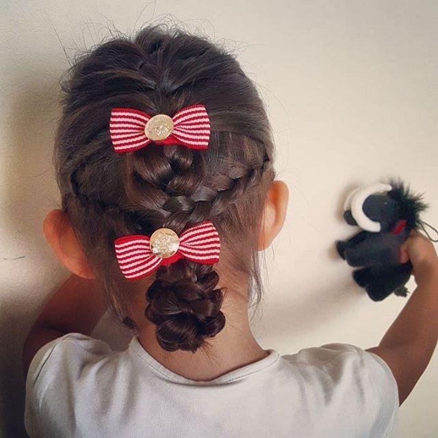 忙しいママでも娘の 可愛い を作りたい 簡単可愛いヘアアレンジ