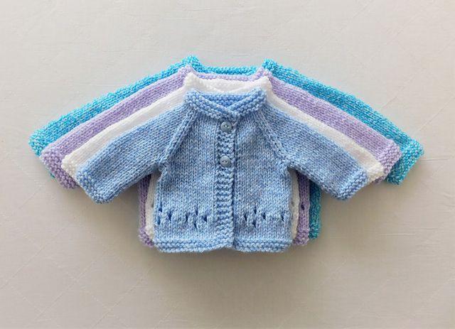 Ravelry Grace Baby Cardigan Jacket Pattern By Marianna Mel Knit