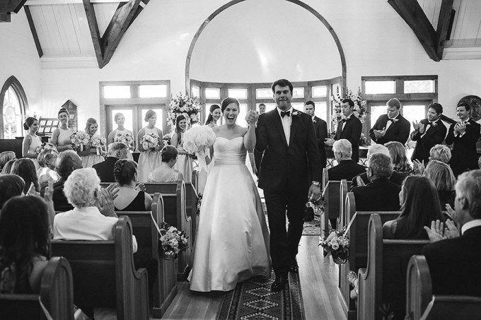 Bald Head Island Wedding: Sarah & Joey   bald head island wedding - photo by eric boneske photography