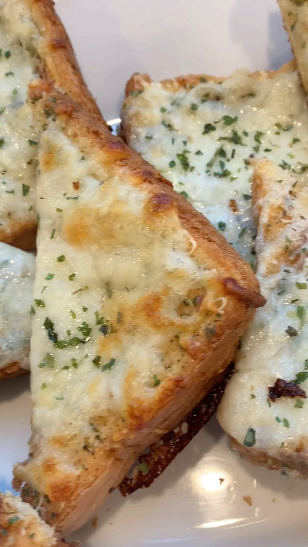 Cheesy Texas Toast Bread