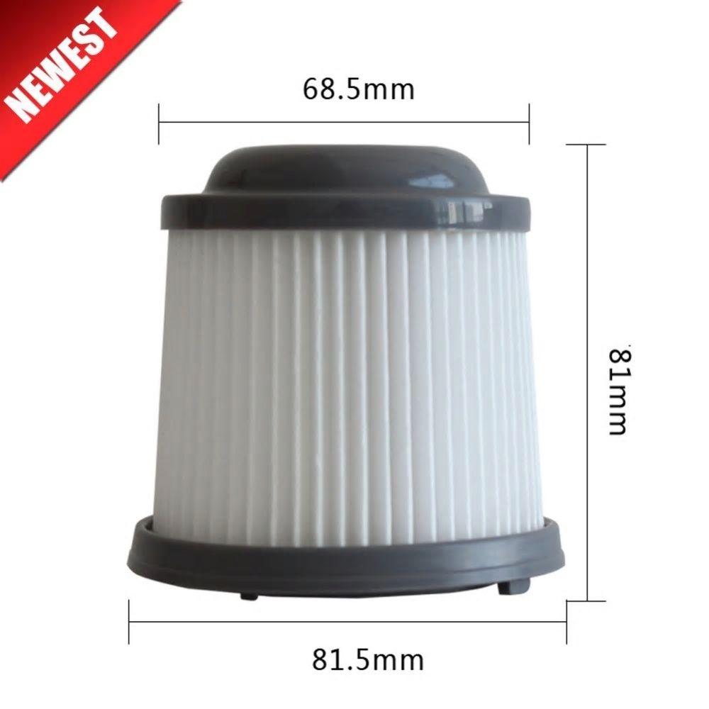 Vf90 Hepa Filter For Black Decker Pvf110 Phv1210 Phv1210p Phv1210b Phv1210l A9 Pd1820lf Pd1820lg Phv1810 Pd1420l Hepa Filter Hepa Filter Design