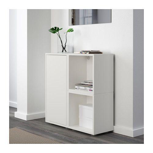 IKEA EKET Whitegray Storage combination with feet in 2019