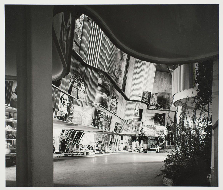 Alvar Aalto / Finnish Pavilion, 1938-39 (dem.), World