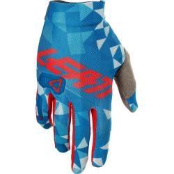 Leatt Gpx 2.5 V22 X-Flow Handschuhe Rot Blau M Leatt Brace