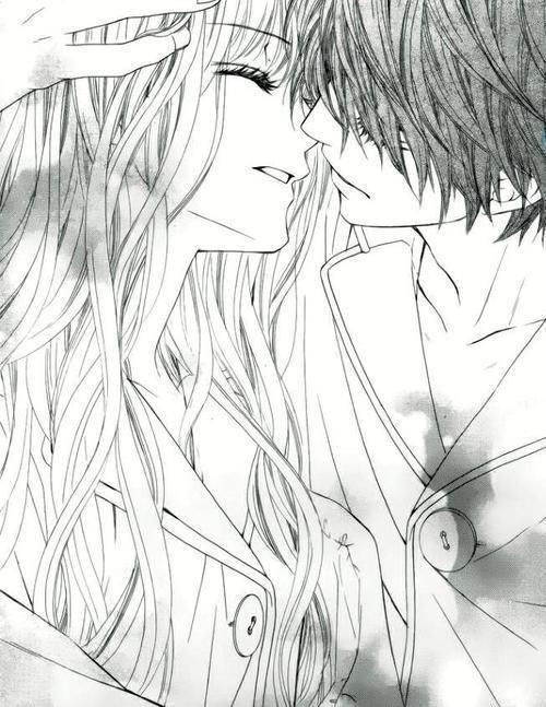 Tumblr Anime Couple Penelusuran Google Anime Pinterest Manga
