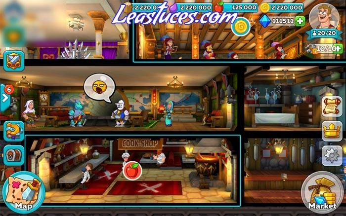 Cheats Hustle Castle Fantasy Kingdom | Diamond | Fantasy castle