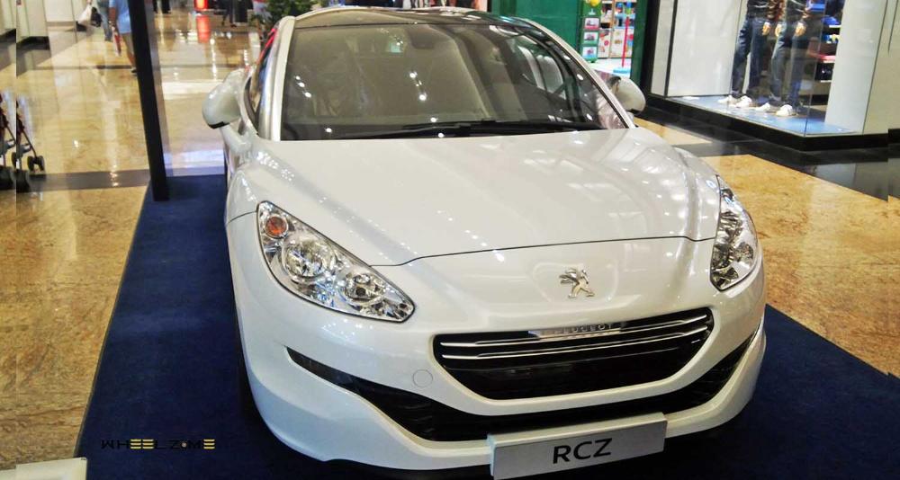 بيجو أر سي ذي تأدية اكثر من خارقة للمحرك صغير موقع ويلز Peugeot Sports Car Car