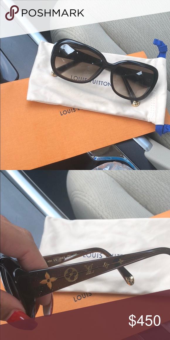 e771a6a1543 Louis Vuitton Sunglasses 2018 model Excellent condition