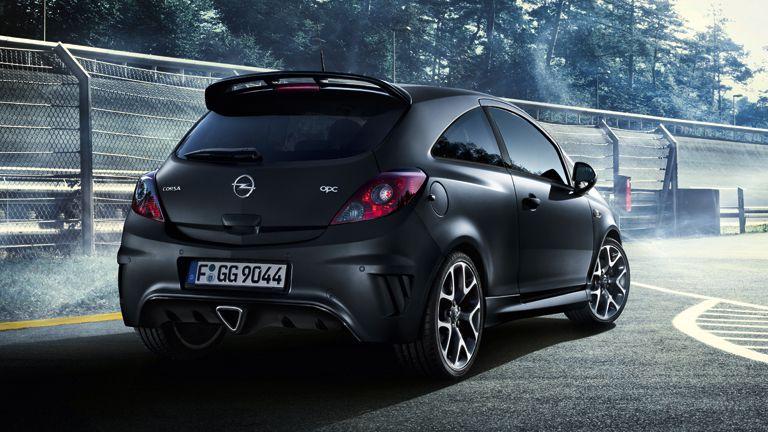 Black Opc Corsa