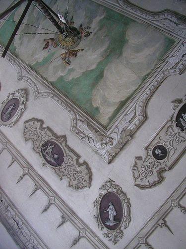Nawojowa Palace, Poland