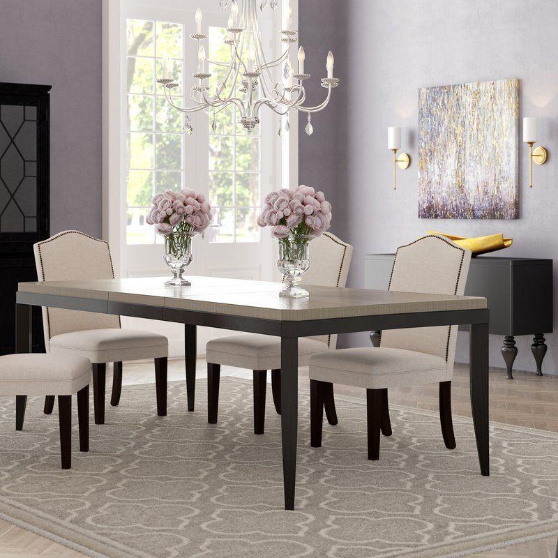 bonif cio extendable dining table 5 24 2018 dining extendable rh pinterest com