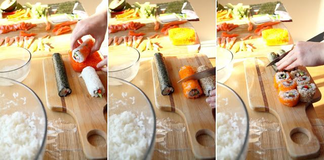 sushi 101 ready set roll fak friday will cook for friends