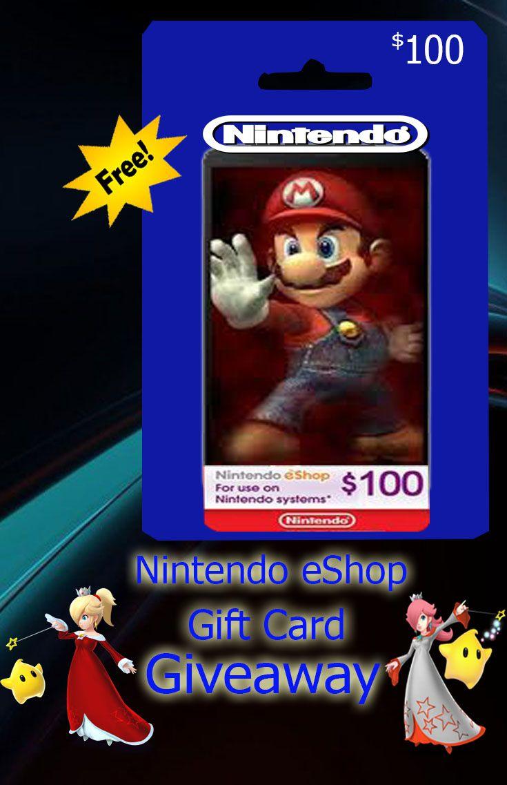 Free nintendo codes in 2020 amazon gift card