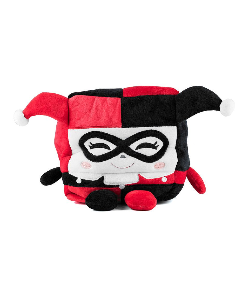 Kawaii Cubes Large Dc Plush Harley Quinn