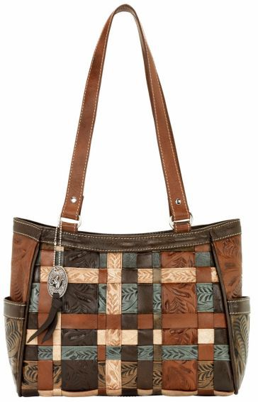 48087c8cd72 American West Ashwood Three Compartment Tote - Sheplers Western Purses,  Purse Wallet, Westerns,