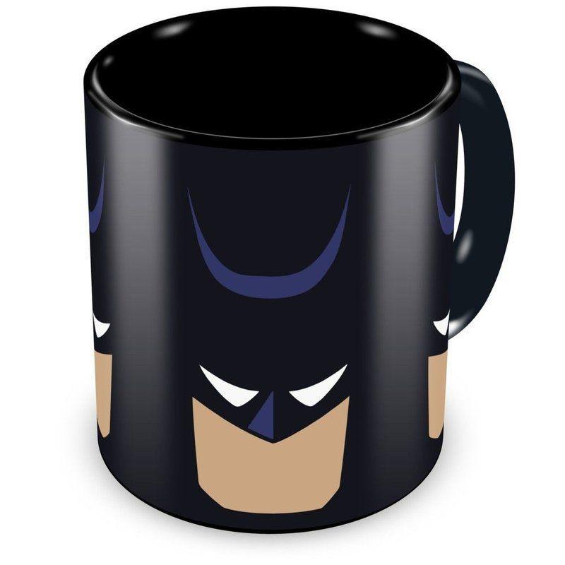 984d8b4ec41690 Caneca Porcelana Personalizada Batman Anime Minimalista - ArtePress ...