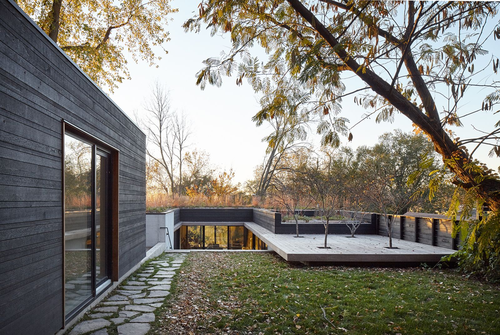 Nature Reigns Supreme at a Verdant Kansas City Home in