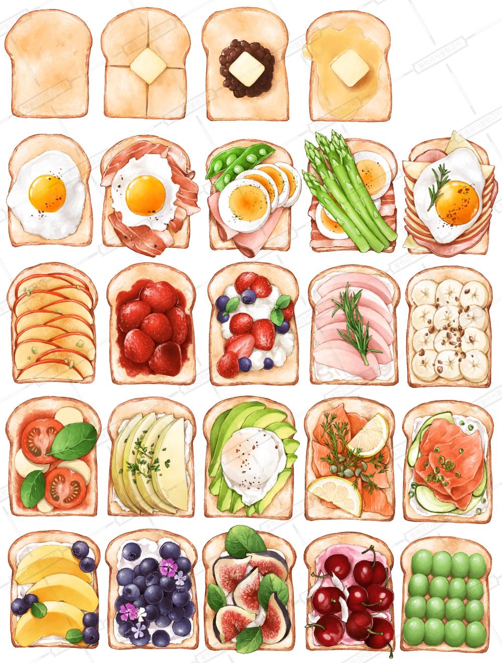 toast, sehyun lee