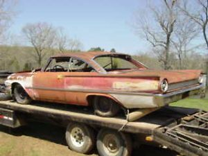 1961 Ford Galaxie Starliner Rat Rod Hot Vintage Car Parts Drivers Door Only