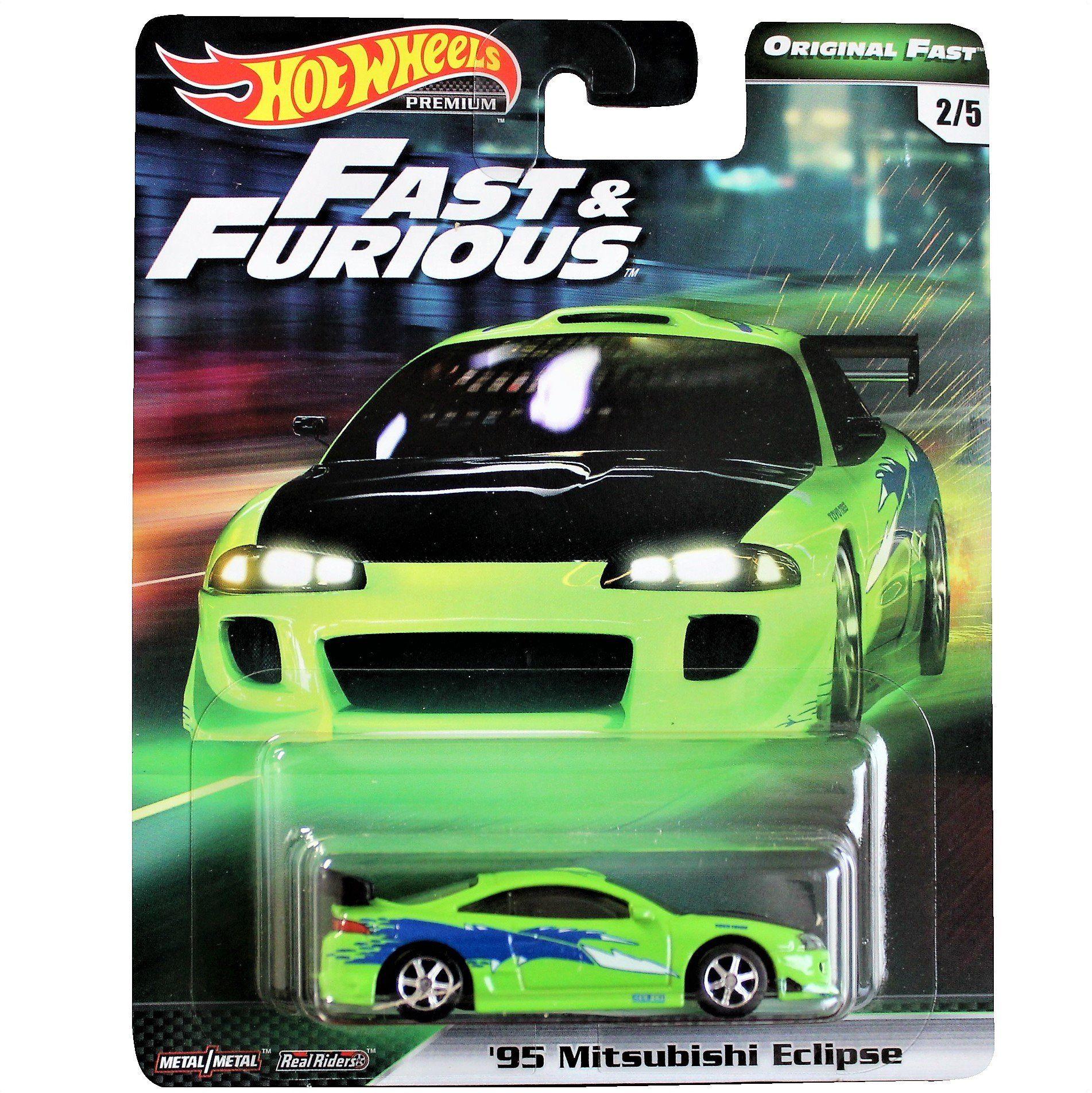 Hot Wheels Fast And Furious Premium Original Fast 2 5 95