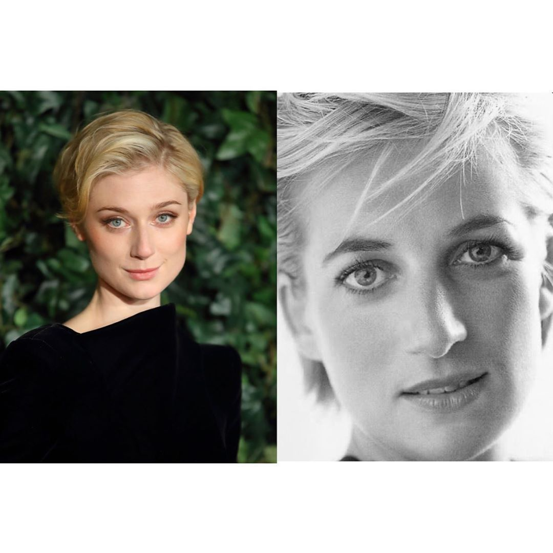 The Royals S Instagram Photo Elizabeth Debicki Will Play Princess Diana In The Crown In The Upcoming Fifth And Si In 2020 Elizabeth Debicki Princess Diana Diana