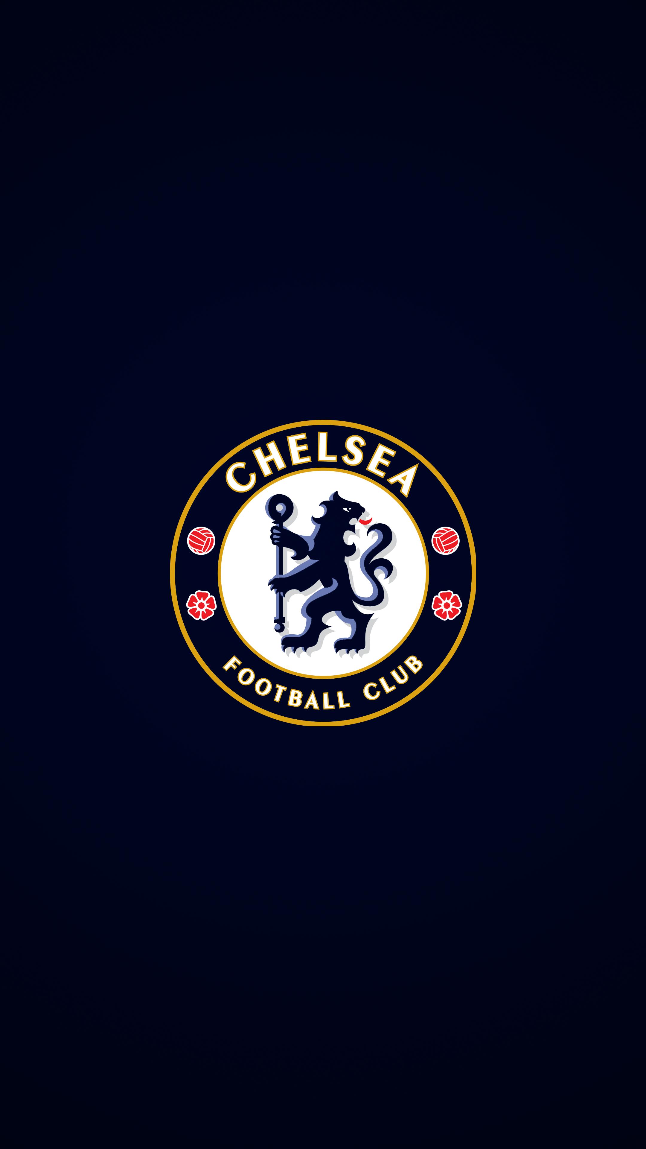 Chelsea 4k Wallpaper Sepak Bola Olahraga Desain Logo