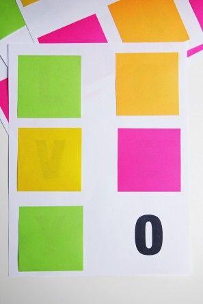 Handige en snelle manier om je boodschap op Post-Its te printen!