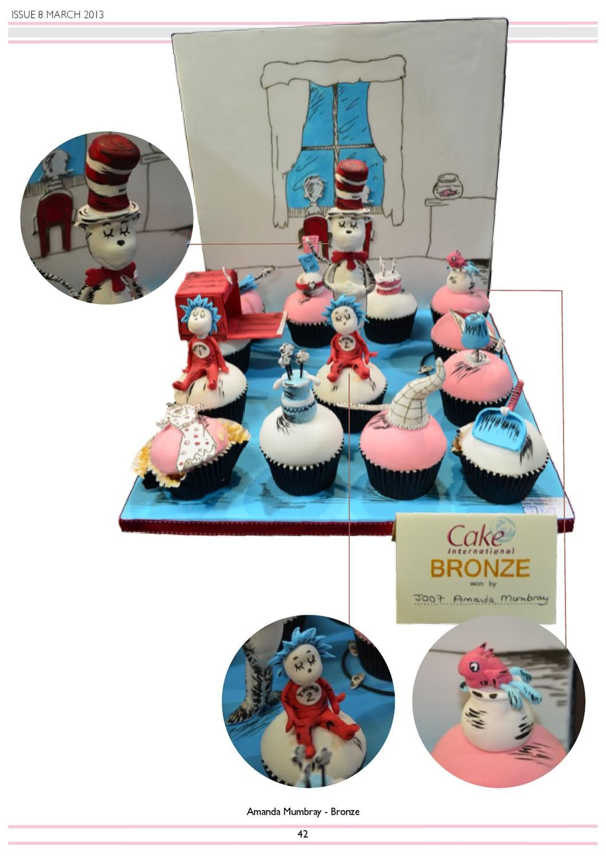 Cake Masters Magazine March 2013 Cake, Cupcakes