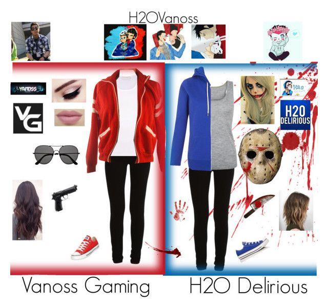 Vanoss Delirious Aka H2ovanoss By Lizziedacrazyginger On Polyvore