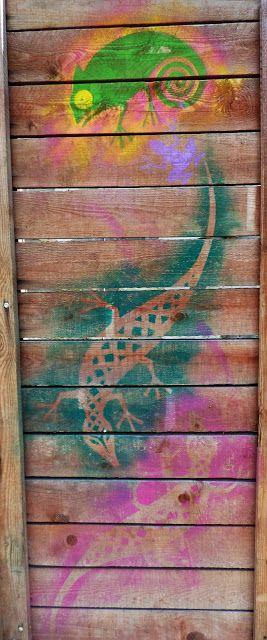 Viajar e descobrir: Hungria - Budapeste - Stencil street