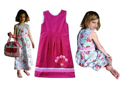 Photo of Sewing instructions and pattern Ida dress