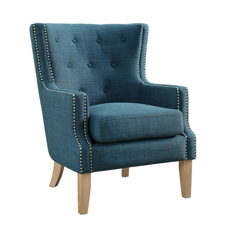 Best Odonoghue Wingback Chair In 2019 Blue Accent Chairs 400 x 300