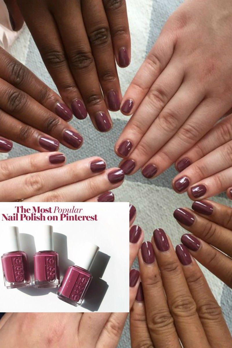 cs Essie Angora Cardi nail polish. Perfect color for end of summer ...