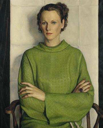 Luigi Lucioni -Rose Hobart, 1934.
