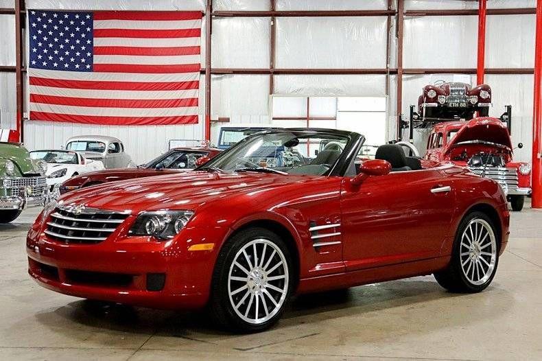 2006 Chrysler Crossfire For Sale 2320065 Hemmings Motor News